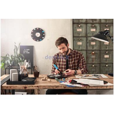"""Akumuliatorinis karštų klijų pieštukas Bosch Gluey """"Cupcake pink"""" 06032A2103 2"""