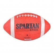 Amerikietiško futbolo kamuolys Spartan (oranžinis)