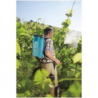 Ant nugaros nešiojamas purkštuvas Gardena Comfort 12 l, 884-20 (900869801) 5
