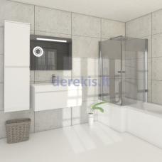 Apatinė vonios spintelė Blu Mensa 1196x458x400mm