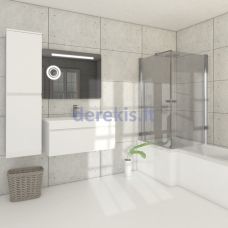 Apatinė vonios spintelė Blu Mensa 896x458x400mm
