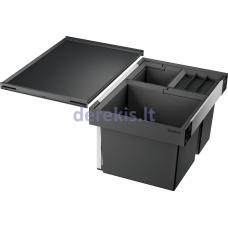 Atliekų rūšiavimo sistema 60 cm spintelei BLANCO FLEXON II Xl 60/3, 521473