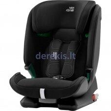 Automobilinė kėdutė BRITAX ADVANSAFIX M i-SIZE Cosmos Black 2000034305