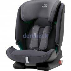 Automobilinė kėdutė BRITAX ADVANSAFIX M i-SIZE Storm Grey 2000034306