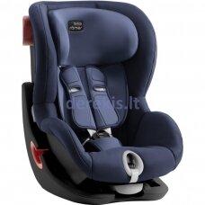 Automobilinė kėdutė Britax King II Black Series, Moonlight Blue ZR SB, 2000027560