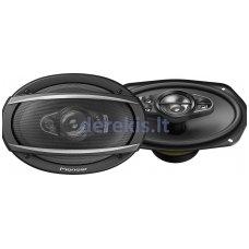 Automobiliniai garsiakalbiai Pioneer TS-A6990F