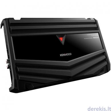 Automobilinis stiprintuvas KENWOOD KAC-6406