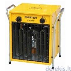 Elektrinis oro šildytuvas MASTER B 15 EPB
