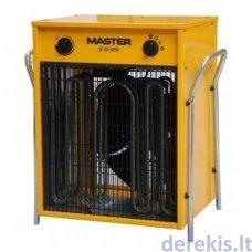 Elektrinis oro šildytuvas MASTER B 22 EPB