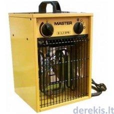 Elektrinis oro šildytuvas MASTER B 3,3 EPB