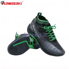 Badmintono bateliai K-560L black/green