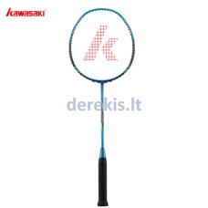 Badmintono raketė Kawasaki Ninja x266 silver/blue