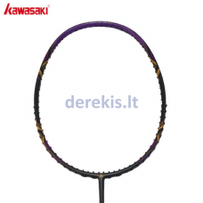 Badmintono raketė Kawasaki Ninja x688L Yellow