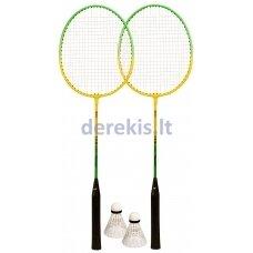 Badmintono rinkinys Avento 624SC65GAGRZ