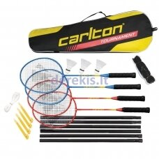 Badmintono rinkinys Carlton Tournament,  4 žaidėjams