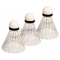 Badmintono skrajukės AVENTO 65SD WIT, 3vnt