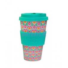 Bambuko puodelis Ecoffee cup Itchykoo, 400 ml