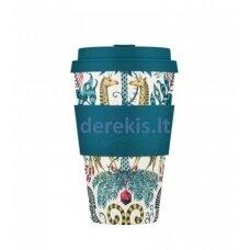 Bambuko puodelis Ecoffee cup Kruger, 400 ml