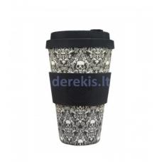 Bambuko puodelis Ecoffee cup Milpera Mutha, 400 ml