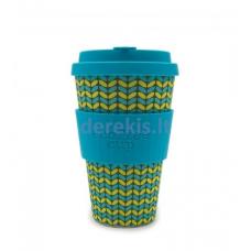 Bambuko puodelis Ecoffee cup Norweaven, 400 ml