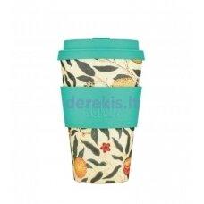 Bambuko puodelis Ecoffee cup Pomme, 400 ml