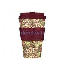 Bambuko puodelis Ecoffee cup Seaweed, 400 ml