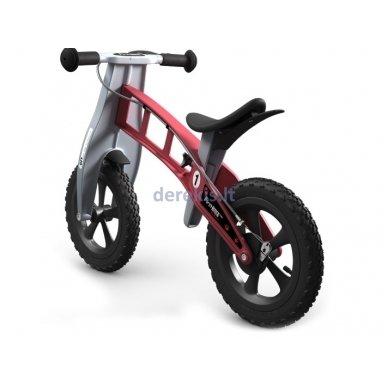 Balansinis dviratis FirstBike Cross (spalvą galima pasirinkti) 4