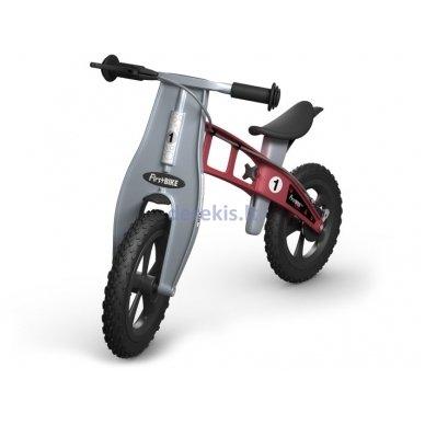 Balansinis dviratis FirstBike Cross (spalvą galima pasirinkti) 6