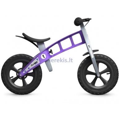 Balansinis dviratis FirstBike Cross (spalvą galima pasirinkti) 7