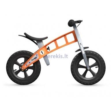 Balansinis dviratis FirstBike Cross (spalvą galima pasirinkti) 8