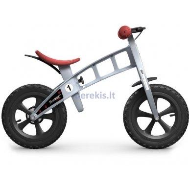 Balansinis dviratis FirstBike Cross (spalvą galima pasirinkti) 9
