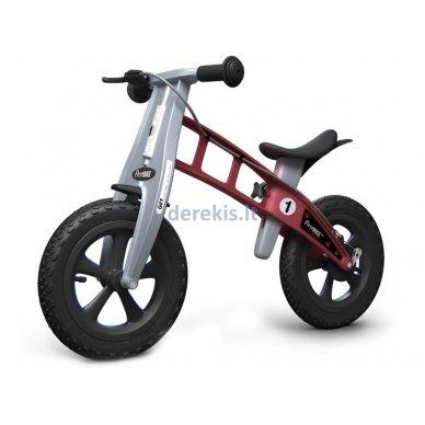 Balansinis dviratis FirstBike Cross (spalvą galima pasirinkti) 2