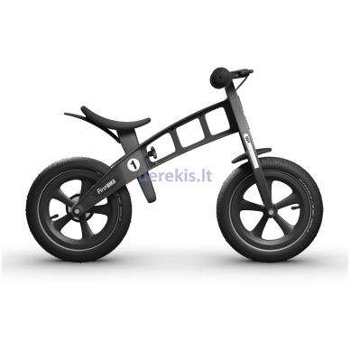 Balansinis dviratis FirstBike Special (spalvą galima pasirinkti) 9