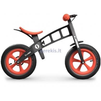 Balansinis dviratis FirstBike Special (spalvą galima pasirinkti) 8