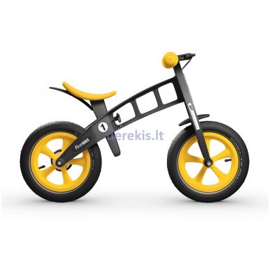 Balansinis dviratis FirstBike Special (spalvą galima pasirinkti) 7