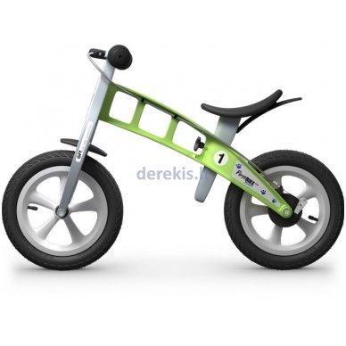 Balansinis dviratis FirstBike STREET (spalvą galima pasirinkti) 3