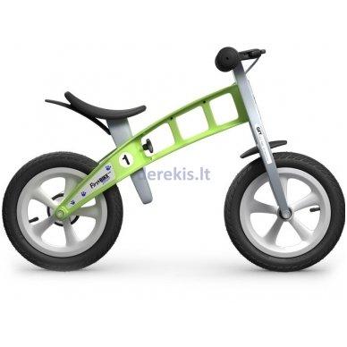 Balansinis dviratis FirstBike STREET (spalvą galima pasirinkti)
