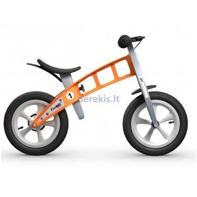 Balansinis dviratis FirstBike STREET (spalvą galima pasirinkti) 6