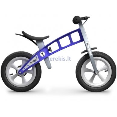 Balansinis dviratis FirstBike STREET (spalvą galima pasirinkti) 7