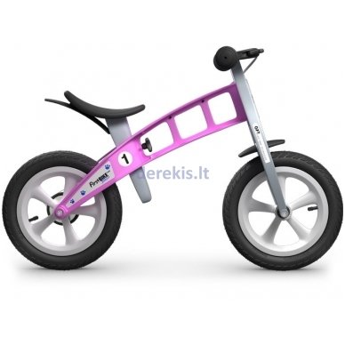 Balansinis dviratis FirstBike STREET (spalvą galima pasirinkti) 8