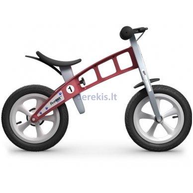 Balansinis dviratis FirstBike STREET (spalvą galima pasirinkti) 10