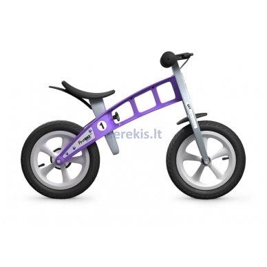 Balansinis dviratis FirstBike STREET (spalvą galima pasirinkti) 9