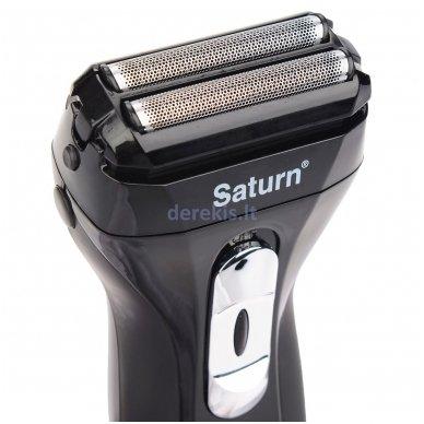 Barzdaskutė Saturn ST-HC7390, juoda 2