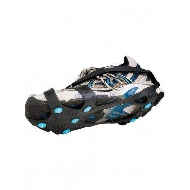 Batų apkaustai Nordic Grip Running 4