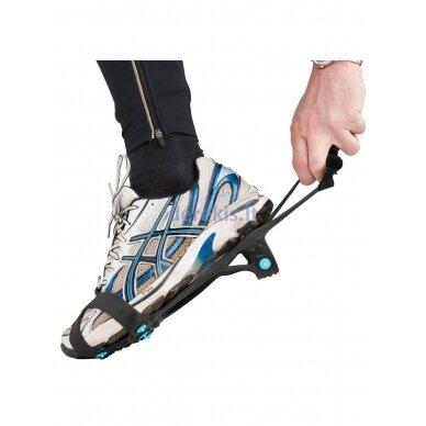 Batų apkaustai Nordic Grip Running 2