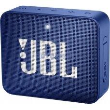 Belaidė garso kolonėlė JBL GO 2, mėlyna