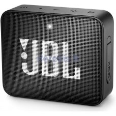 Belaidė garso kolonėlė JBL GO 2, juoda