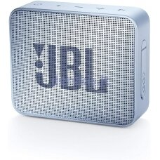 Belaidė garso kolonėlė JBL GO 2, žydra