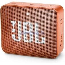 Belaidė garso kolonėlė JBL GO 2, oranžinė