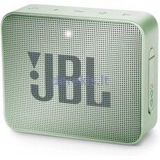 Belaidė garso kolonėlė JBL GO 2, mėtinė